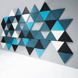 Acoustima® 3D Acoustic panels series new model The Acoustima Triangle®