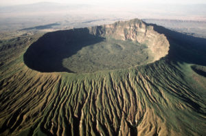 Acoustima crater® inspired from the nature
