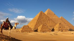 Acoustima pyramid® inspired by the pyramids