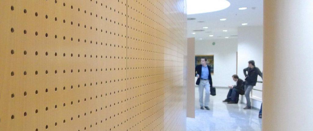 Acoustima wooden panel