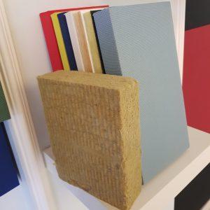 Rockwool panels by Acoustima®